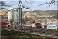 ST2098 : Housing estate under construction (2) by M J Roscoe