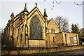 SK5742 : St John's Carrington, Mansfield Road by Luke Shaw