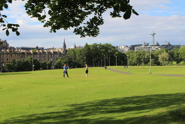 Pitch and Putt, Bruntsfield Links