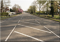 SK9567 : Newark Road during lockdown by Julian P Guffogg
