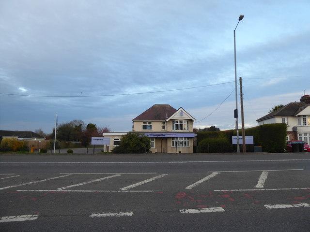 Co-operative Funeral Care, Cricklade Road