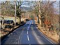 NT1543 : A72 Westbound near to Castlecraig by David Dixon