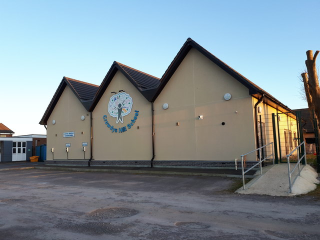 Crowdy's Hill School