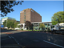 NZ2564 : Northumbria University, Sandyford Road by Hugh Venables