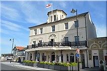 TM2532 : Pier Hotel by N Chadwick