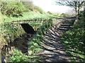 NZ3473 : Steps, Brierdene, Whitley Bay by Geoff Holland