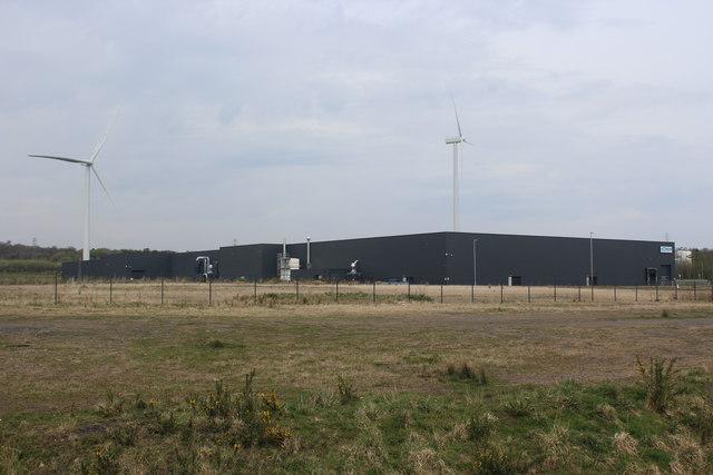 IG Doors factory, Oakdale Business Park