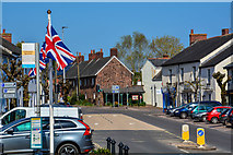 ST0207 : Cullompton : High Street by Lewis Clarke