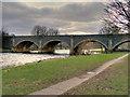 NT2540 : Tweed Bridge, Peebles by David Dixon