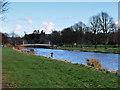 NT2540 : River Tweed, Peebles by David Dixon
