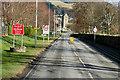 NT2440 : A72 (Neidpath Road) Approaching Peebles by David Dixon