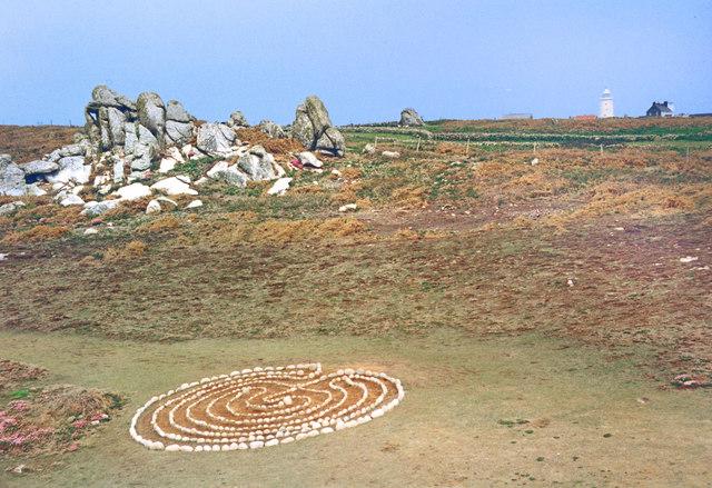 The Maze, St Agnes
