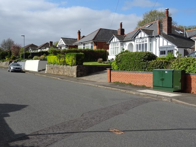 Bungalows on St Andrew's Road
