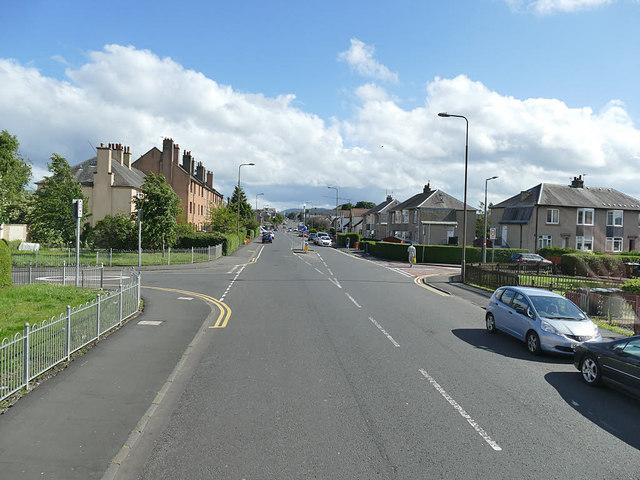 Crewe Road North