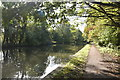 TQ0794 : Grand Union Canal and walk by N Chadwick
