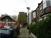 TQ2789 : Kitchener Road, East Finchley by David Howard