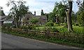 NY4157 : A house in Rickerby by habiloid