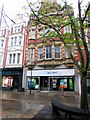 ST3187 : Hays Travel shop, Commercial Street, Newport by Jaggery