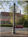 SU7072 : Downshire Square Sewer Vent by Chris Wood