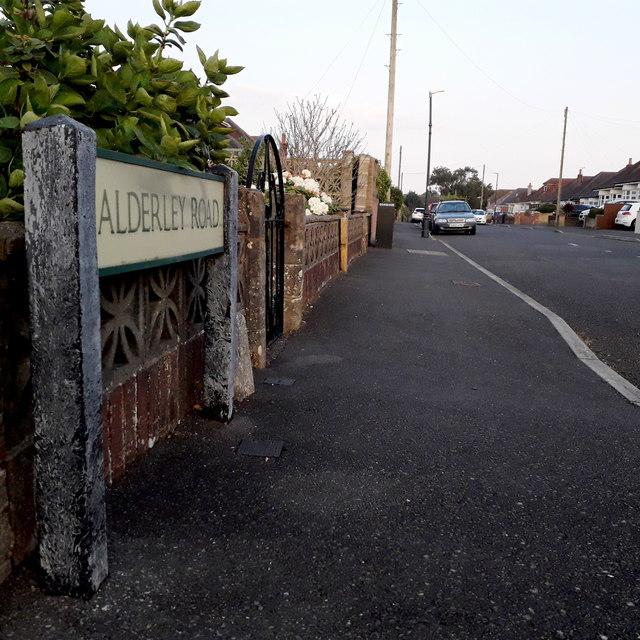 Northbourne: Alderley Road