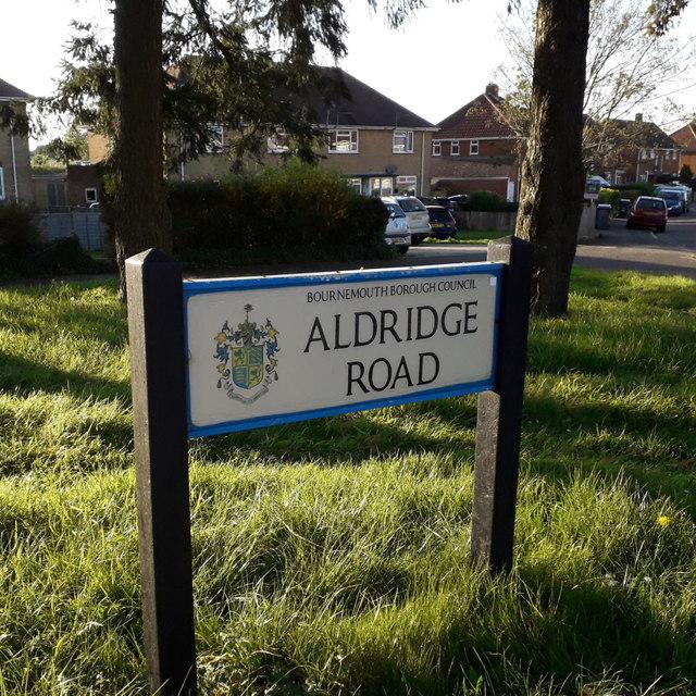 East Howe: Aldridge Road