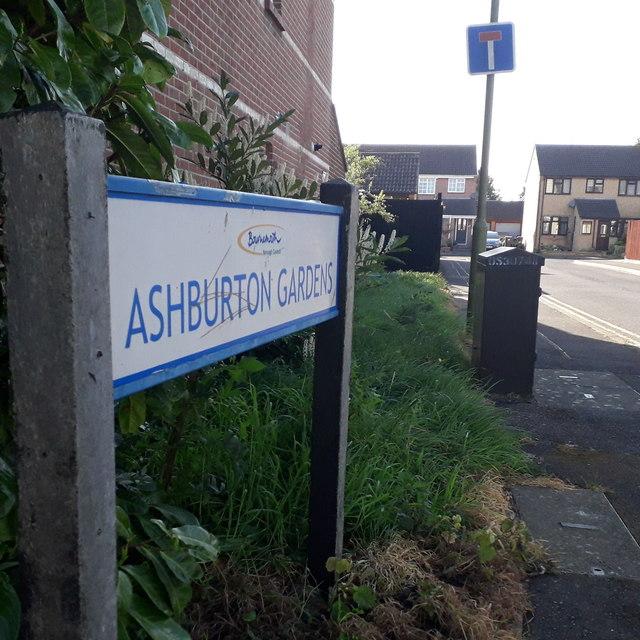 Ensbury Park: Ashburton Gardens