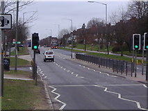 TQ2688 : Aylmer Road, Hampstead Garden Suburb by David Howard