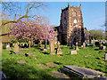 SD7907 : St Mary's Parish Church, Radcliffe by David Dixon