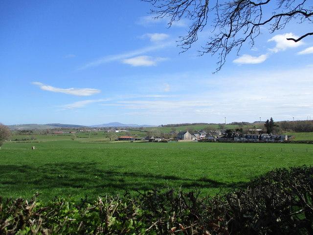 Farmland at Boghead