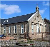 NS3154 : Former Bridgend Public School by Thomas Nugent