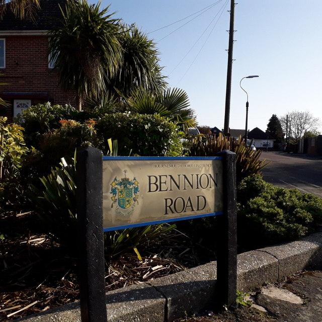 East Howe: Bennion Road