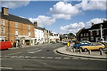 SK4003 : Market Bosworth - Market Place by Colin Park