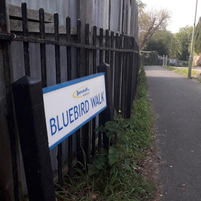 East Howe: Bluebird Walk