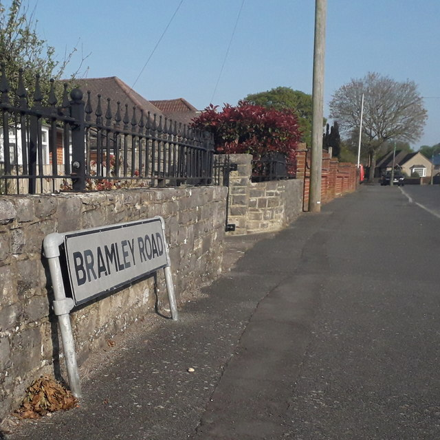 Kinson: Bramley Road