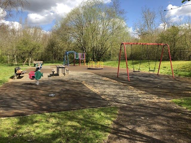 Playground in Tattenhoe