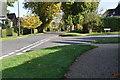 TQ0893 : Sandy Lodge Rd, Wolsey Rd junction by N Chadwick