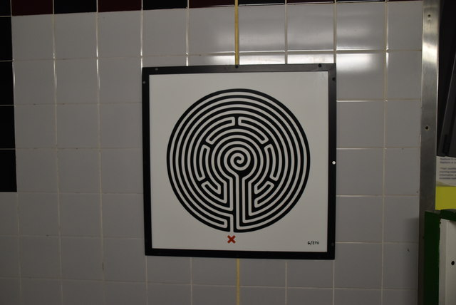 Labyrinth #6, Moor Park