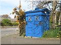 NT2469 : 'SwimEasy' Police Box Museum, Braid Hills Road by M J Richardson