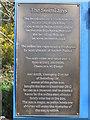 NT2469 : The SwimEasys Police box, Braid Hills Road by M J Richardson