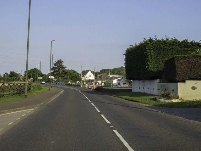 Totnes Road in Ayreville