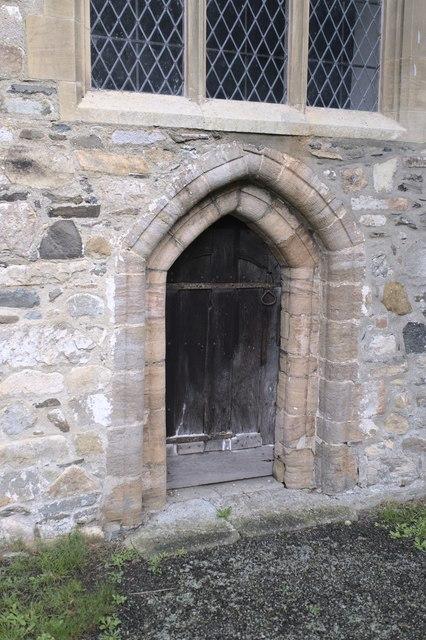 St Silin's Church: The South Door