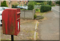 SO6387 : Postbox, Neenton by Derek Harper