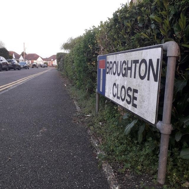 Northbourne: Broughton Close