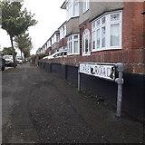 SZ0895 : Moordown: Carey Road by Chris Downer