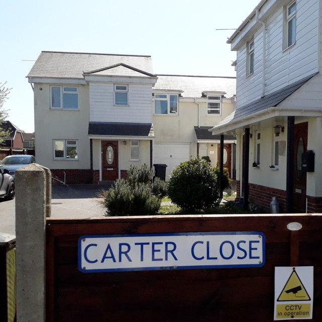 Ensbury Park: Carter Close