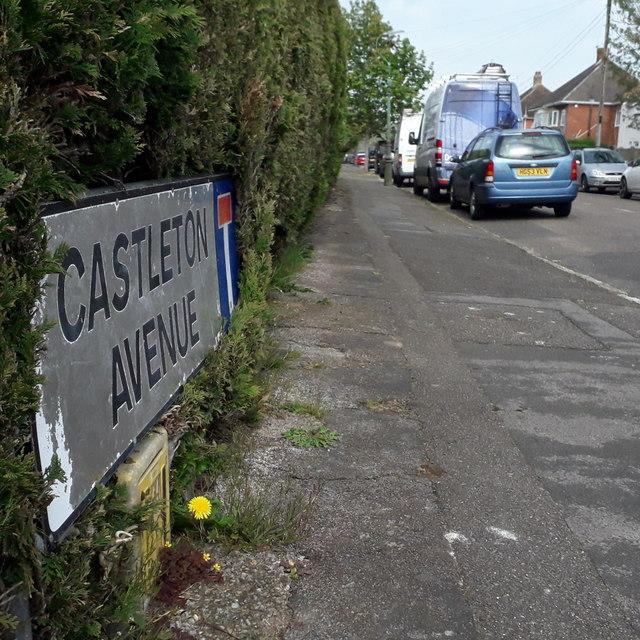 Kinson: Castleton Avenue