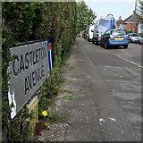 SZ0796 : Kinson: Castleton Avenue by Chris Downer