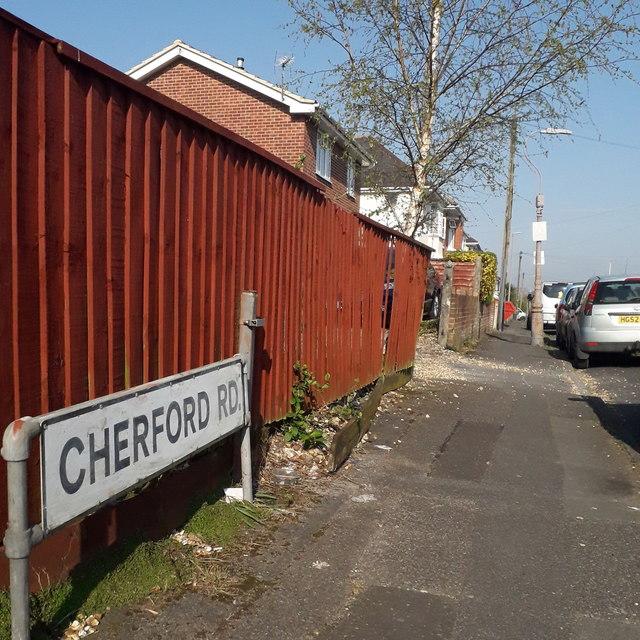 East Howe: Cherford Road