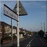 SZ0694 : Ensbury Park: Columbia Road by Chris Downer
