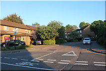 TQ1983 : Abbeyfield Close, Park Royal by David Howard